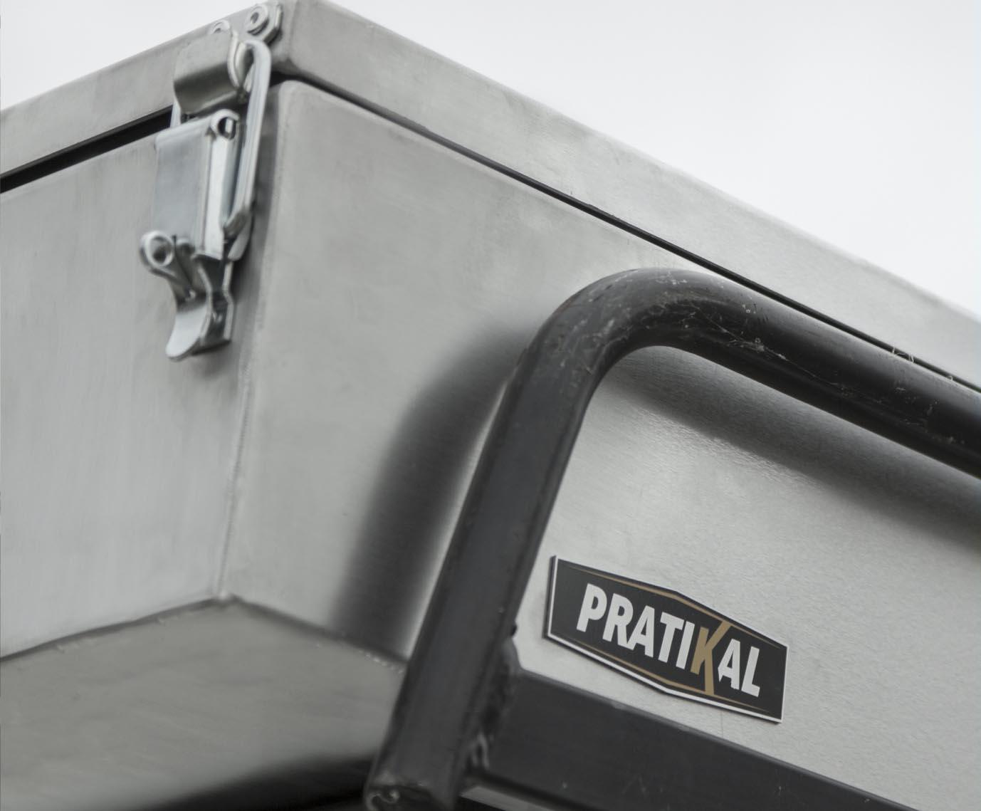 profilebox pratikal coffre de galerie pour profil s zinc. Black Bedroom Furniture Sets. Home Design Ideas